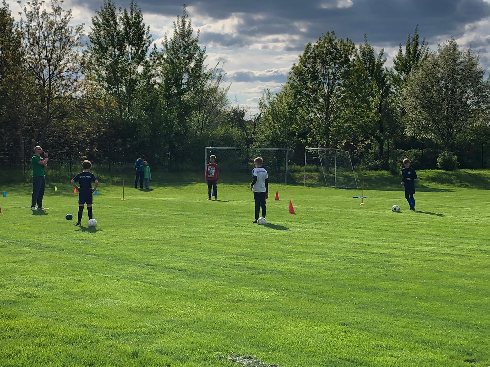 Talente-Training mit Dominik von fubaki.de