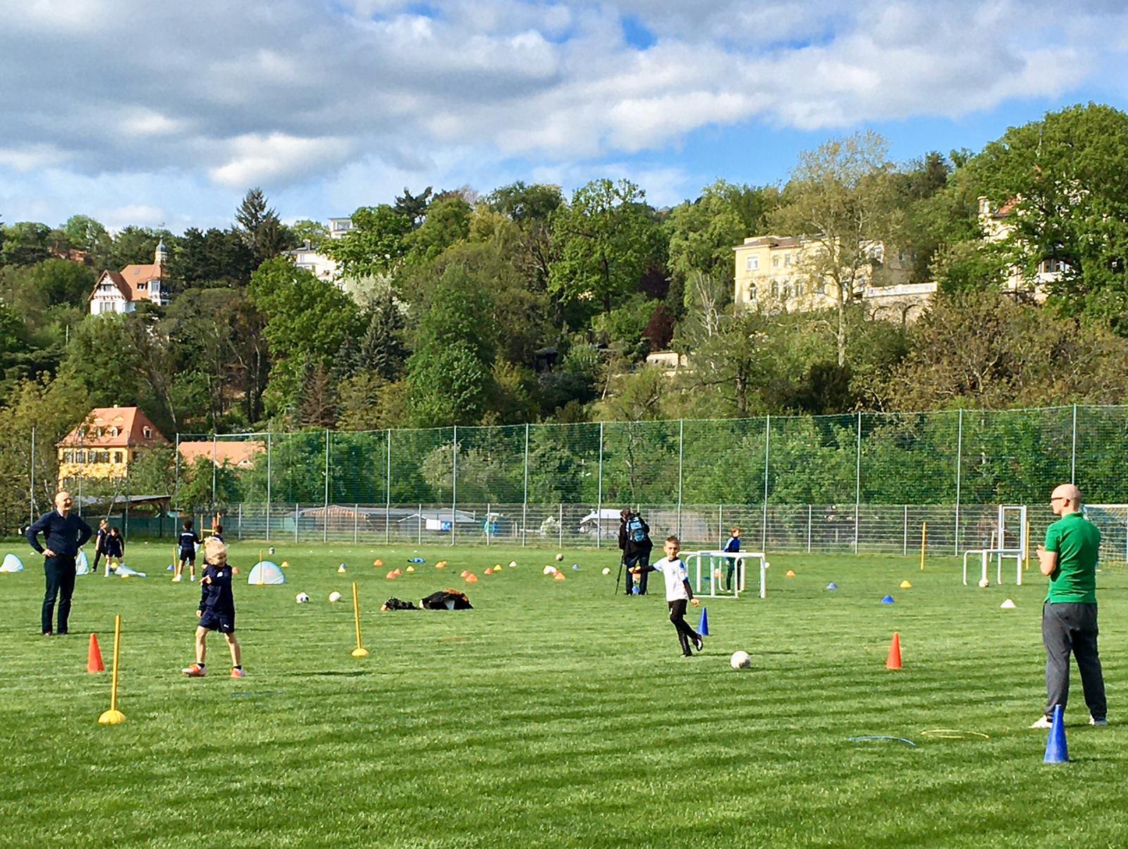 Werde Trainer in Loschwitz !!!
